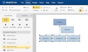 How To Create An Organizational Chart