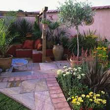 Small Picture Mediterranean style courtyard Mediterranean style Gardens and Yards