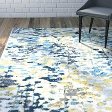 yellow rug amazing and gray at studio pertaining to blue area rugs with grey fl hollow distressed traditional grey yellow area rug