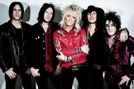 Is <b>Michael Monroe</b> As Vital As He's Ever Been? Hanoi Rocks Star is a