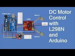 dc motors l298n dual h bridge and arduino dronebot workshop controlling dc motors the l298n dual h bridge and an arduino