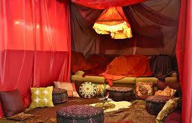 ... Interior Design:Awesome Moroccan Themed Decor Modern Rooms Colorful  Design Cool And Design Tips Awesome ...