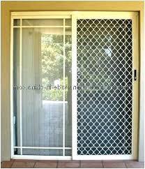 security screen for sliding glass door sliding security screen doors security sliding patio screen doors for