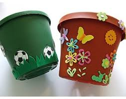 Pot Decoration Designs View Flower Pot Decoration Ideas For Kids Room Design Plan Simple In 76