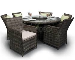 rattan garden furniture rattan garden dining set