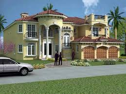 Florida Style House Plans   6664 Square Foot Home , 2 Story, 6 Bedroom And 6  Bath, 3 Garage Stalls By Monster House Plans   Plan 37 190 Starr And Our  Family