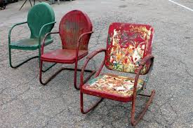 metal patio furniture for sale. Vintage Metal Lawn Chairs That Come In A Variety Of Style And Colors. Price: Patio Furniture For Sale I