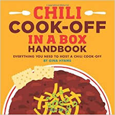 chili cook off poster ideas. Interesting Ideas Chili Cookoff In A Box Everything You Need To Host Cookoff Gina  Hyams 0050837295544 Amazoncom Books Inside Cook Off Poster Ideas