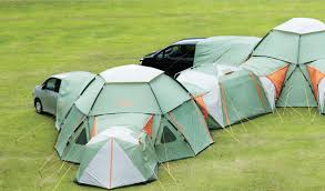 Modular Tent System 11 Of The Coolest Tents Wed Love To Have At A Music Festival