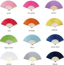 indian hand fan clipart. colored silk \u0026 sandalwood folding hand fan favors indian clipart