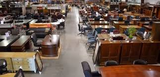 Second hand office furniture auctions melbourne