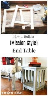 Best 25+ Mission style end tables ideas on Pinterest | Mission ...