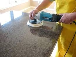 polishing granite countertops granite cleaning repair and polishing blog diy polishing granite countertops