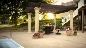 Outdoor GreatRoom GC48DINK 48 British Granite Top Lazy Susan Outdoor Great Room