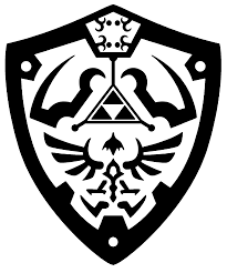 Hylian shield vector by reptiletc.deviantart.com on @deviantART ...