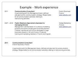 Language Skills Resume Adorable Resume Examples With Language Skills Fruityidea Resume