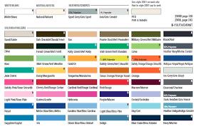 Gildan Color Chart 5000 Gildan Heavy Cotton T Shirt Style 5000 Youth