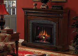 brown fireplaces electric chimney heater standance vent free gas stove with ventless gas fireplace and white