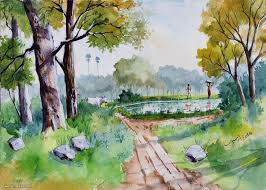 watercolor painting images luxury watercolor paintings by balakrishnan 3 preview
