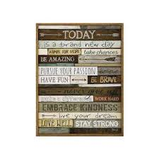 Framed Words Quotes Other Canvas Art Wall Art The Home Depot Impressive Home Depot Stock Quote