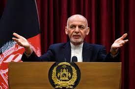 الرئيس الأفغاني يلقي كلمة بمؤتمر لمعهد الدوحة