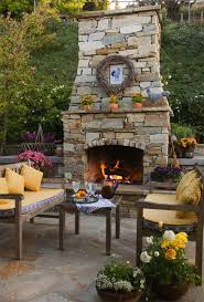 Small Picture Best 25 Outdoor fireplace patio ideas on Pinterest Diy outdoor