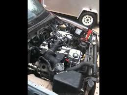 98 Tacoma 2.4 L Engine - YouTube
