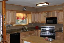 Lights For Kitchen Ceiling Replace Fluorescent Light Fixture In Kitchen Replace Fluorescent