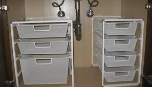 Under Cabinet Drawer Bathroom Storage - exitallergy.com