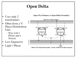 an open delta line voltage calculation Delta Transformers Diagrams Delta Transformers Diagrams #84 delta transformer diagram