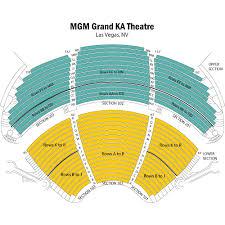 Ka Las Vegas Seating Chart Seat Numbers Bedowntowndaytona Com