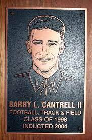 Barry Cantrell (2004) - Hall of Fame - Fordham University Athletics