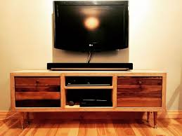 amusing floating media cabinet as though diy plywood media console inspired by homemade modern