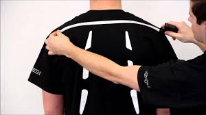 Xenith Xflexion Shoulder Pads Fitting Instructions