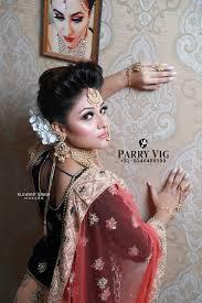 best makeup artist in brton parry vig