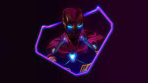 Neon wallpaper, Avengers wallpaper ...
