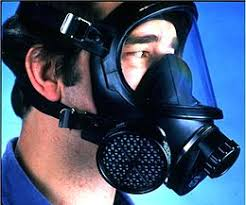 Средства индивидуальной защиты органов дыхания Википедия Лицевая часть полнолицевая маска ожидаемый коэффициент защиты 50
