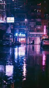 Aesthetic Tokyo Rain Wallpapers - Top ...