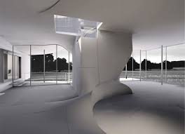 Torus House, Old Chatham, New York (Scale model, 1999). 19992003 | MoMA