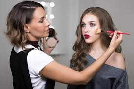 hire a professional hair and makeup artist