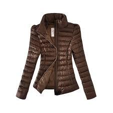 moncler women coffee courte women down warm jacket wj 123 moncler bady jacket
