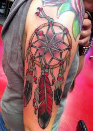 Mens Dream Catcher Tattoo Dreamcatcher Tattoos For Men Ideas And Inspirations For Guys 48
