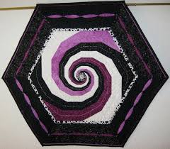 Baravelle Spiral paper piecing quilt pattern | Quilt - Foundation ... & Baravelle Spiral paper piecing quilt pattern Adamdwight.com