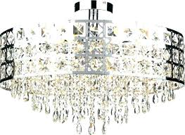 flush mount mini chandelier medium size of flush mounted mini chandeliers design marvelous contemporary crystal drum