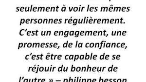 Beau Proverbe Belle Citation Sur La Vie Et Totale Confiance Lamitié