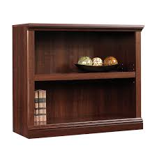 office bookcases with doors. Sauder 2-Shelf Bookcase, Select Cherry Finish Office Bookcases With Doors O