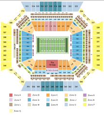Miami Dolphins Hard Rock Stadium Seating Chart Hard Rock Stadium Seating Chart Miami Gardens