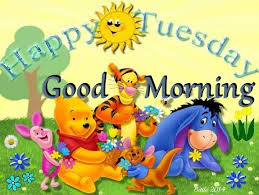 Winnie The Pooh Good Morning Quotes