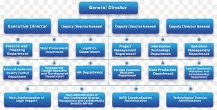 Organizational Structure Organizational Chart Project Others