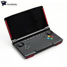 <b>Powkiddy X18 Handheld</b> Game Player 5.5 inch Touch Screen ...